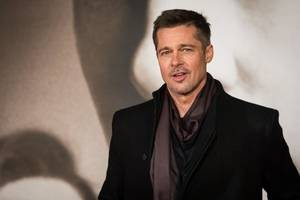 brad pitt calls iss: 'did you spot indian moon lander?'