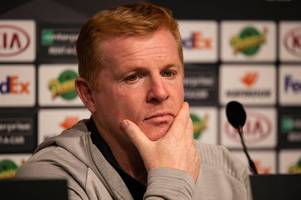 watch neil lennon celtic press conference in full as he pays moving fernando ricksen tribute