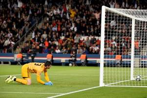 'chelsea dodged a bullet' - real madrid fans slam thibaut courtois after latest mistake at psg