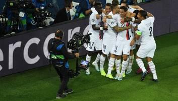 el 1x1 de los jugadores del real madrid en su derrota ante el paris saint germain (3-0)