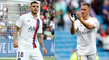 live: shorthanded psg, real madrid meet in champions league