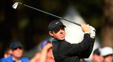 Nightmare finish puts Rory McIlroy in fight to make cut at PGA Championship as opening round unravels