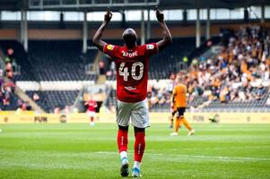 Five strikers available now that Bristol City can replace Benik Afobe with including former Swansea City and Manchester United stars