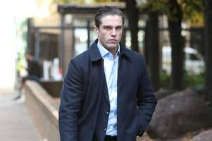 former the only way is essex star lewis bloor pleads not guilty to role in £3million diamond scam