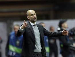 guardiola praises professional performance after city victory