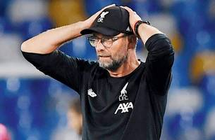 cl: this loss will hurt, says liverpool boss jurgen klopp