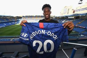 'Sancho next please!' - Excited Chelsea fans react at Callum Hudson-Odoi signs new contract