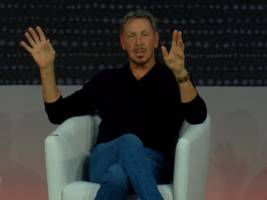 larry ellison is giving oracle's board five internal candidates for the next ceo, should mark hurd be unable to return (orcl)