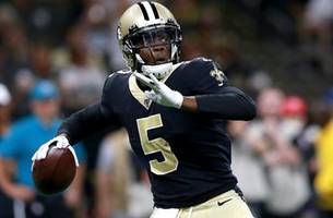 nick and cris believe saints can beat seahawks if taysom hill and teddy bridgewater both play