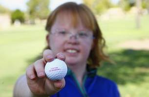 amazing amy changing lives on and off the course
