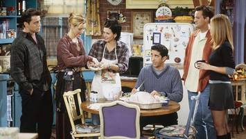 google celebrates 25 years of 'friends' with throwback easter eggs