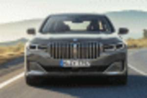 electric bmw 7-series to offer up to 670 horsepower?