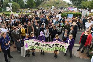global climate strike: 26 pictures of cambridge taking to the streets