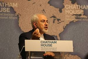 iran says its foreign minister will be attending the un meeting in new york amid ...