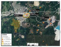 pelangio continues option agreement to acquire the dalton property in timmins ontario and announces phase 1 drilling program