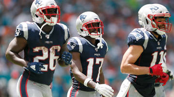 Fantasy Football: Impact of Antonio Brown's Release From the New England Patriots