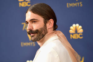 'queer eye's' jonathan van ness reveals he is hiv+, that drug addiction led him to sell sex online