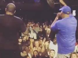 watch: lloyd banks + tony yayo performing so seductive together live is a must-see right now