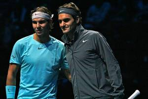 laver cup: nadal, federer turn from rivals to teammates