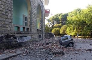Strong earthquake hits Albania, damage reported