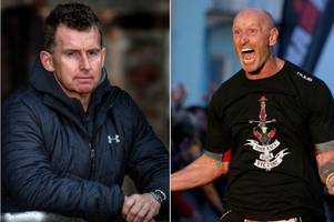 gareth thomas has shown immense courage and i'm elated he's back in charge of his life | nigel owens