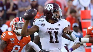 Auburn vs. Texas A&M  Live Stream: Watch Online, TV Channel, Start Time