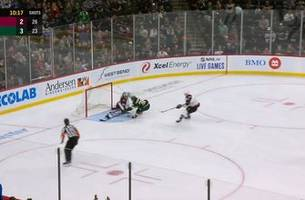 watch: wild score 4 goals in preseason win over avs