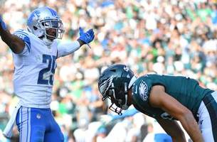 Lions hang on for 27-24 win over Eagles, remain unbeaten