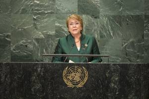un human rights chief bachelet feels 'sorry' for brazil under bolsonaro