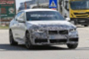 2021 bmw 6-series gran turismo spy shots