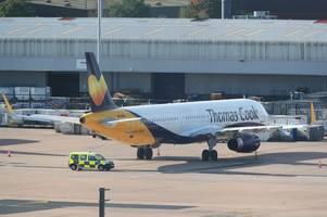 updates as thomas cook collapses leaving thousands of brits stuck abroad and 9,000 uk jobs at risk