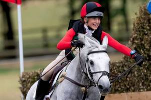 teen horse riding star died after her horse 'fell on top of her' in shock training accident