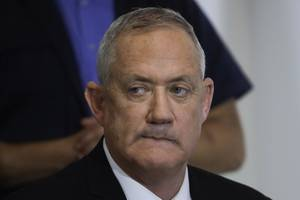 arab bloc backing of gantz reflects contempt for netanyahu