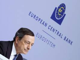 european central bank chief: governments must help economy