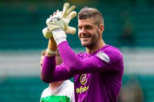 fraser forster makes celtic premier league claim as keeper raves about hoops squad