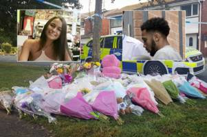 teen charged with murder of keeley bunker, 20, after body discovered in woods
