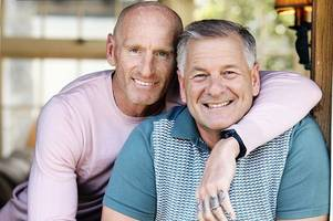 gareth thomas says he wouldn't have survived his hiv diagnosis without his husband stephen