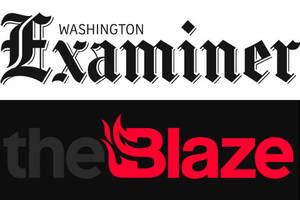 conservative news sites theblaze, washington examiner see big traffic gains as breitbart fades and thinkprogress dies
