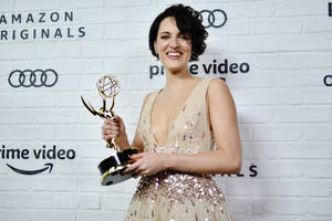 phoebe waller-bridge signs overall deal with amazon