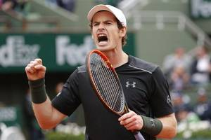 andy murray: first singles win since january one of my best