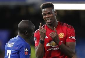 pogba set to make return from injury when manchester united host rochdale