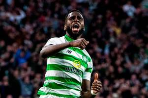 charlie nicholas insists celtic star odsonne edouard 'irritates' him as he makes celebration claim