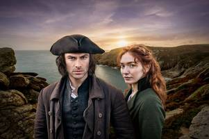 property searches for cornwall doubled after poldark aired on tv