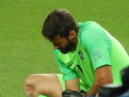 alisson cannot wait to make liverpool return