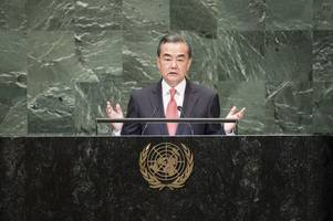china, au pledge to build closer community of shared future