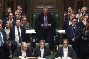 day of drama expected at westminster as mps return to house of commons