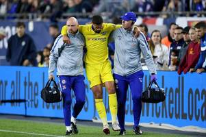 ruben loftus-cheek gives injury update as chelsea star eyes return
