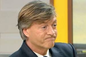 richard madeley is set to play judy in the circle