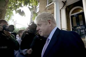 boris johnson hailed by far-right extremists for 'brilliant' performance in parliament