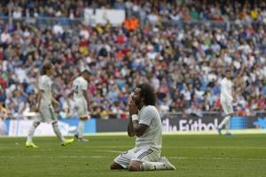 first test for marcelo ahead of the derby